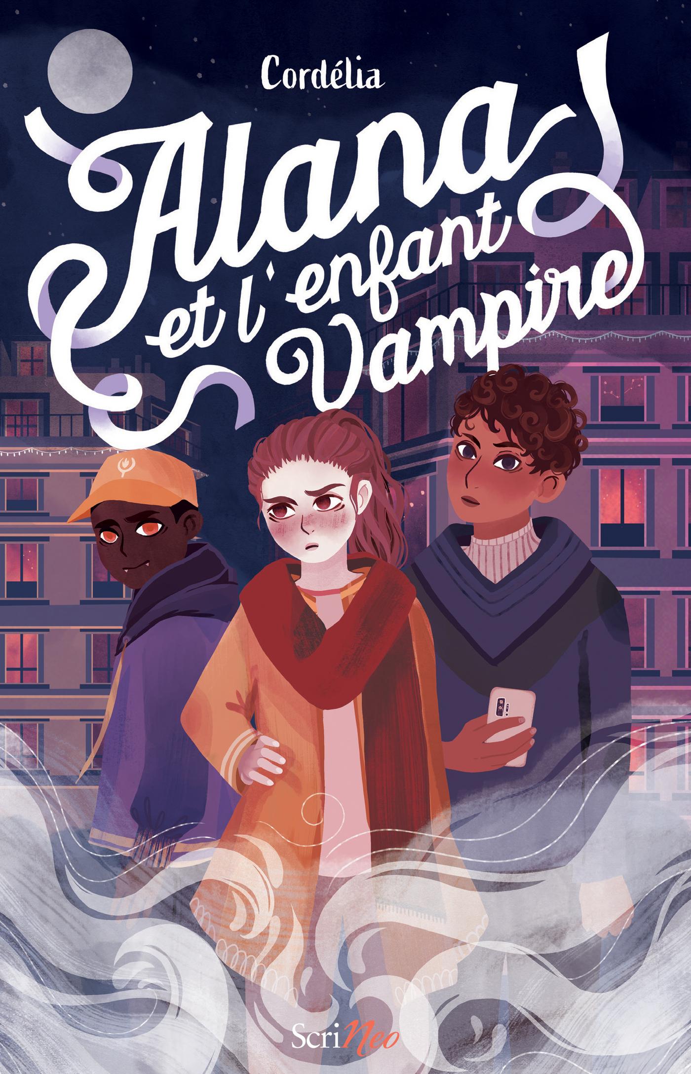 """Afficher """"Alana et l'enfant vampire"""""""