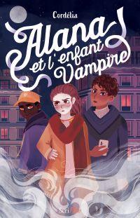 Alana et l'enfant vampire | Cordelia, . Auteur