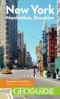 GEOguide New York. Manhattan, Brooklyn | Collectif, . Auteur