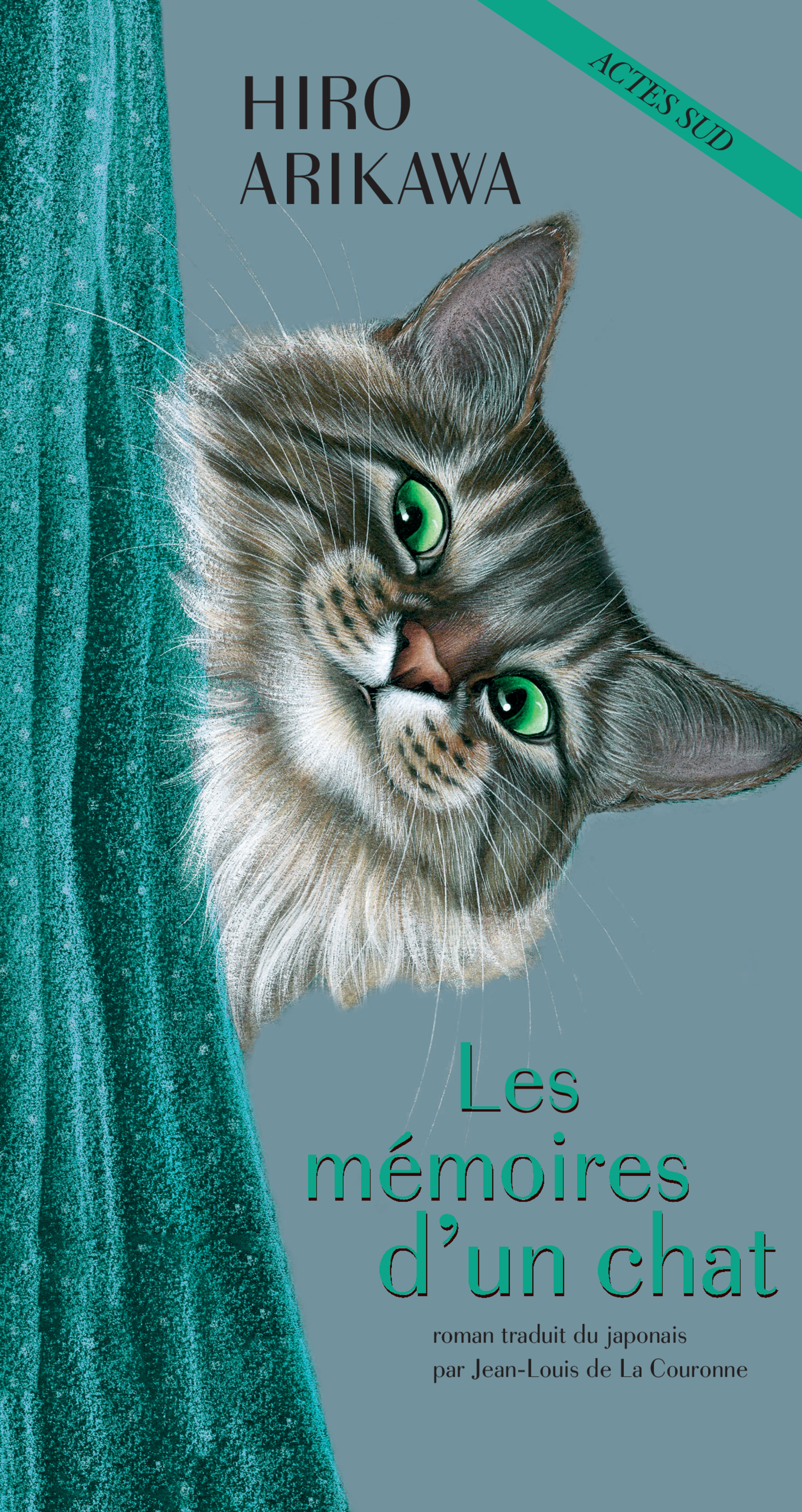 Les Mémoires d'un chat | Arikawa, Hiro