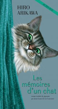 Cover image (Les Mémoires d'un chat)