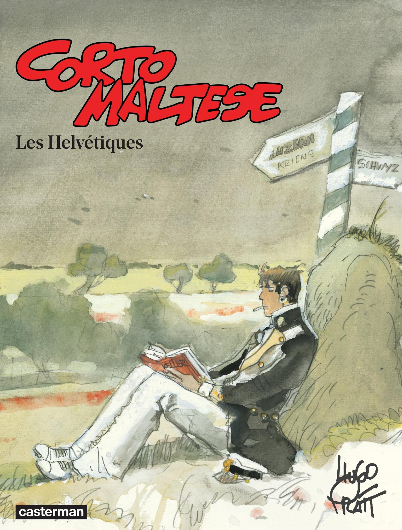 Corto Maltese (Tome 11) - Les Helvétiques