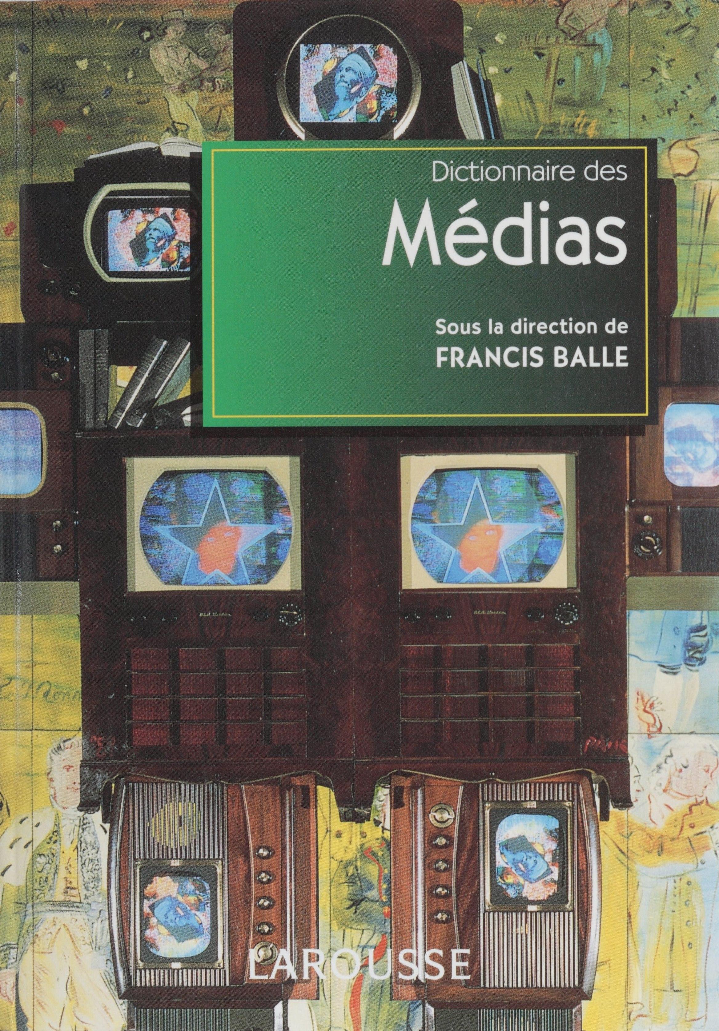 Dictionnaire des médias