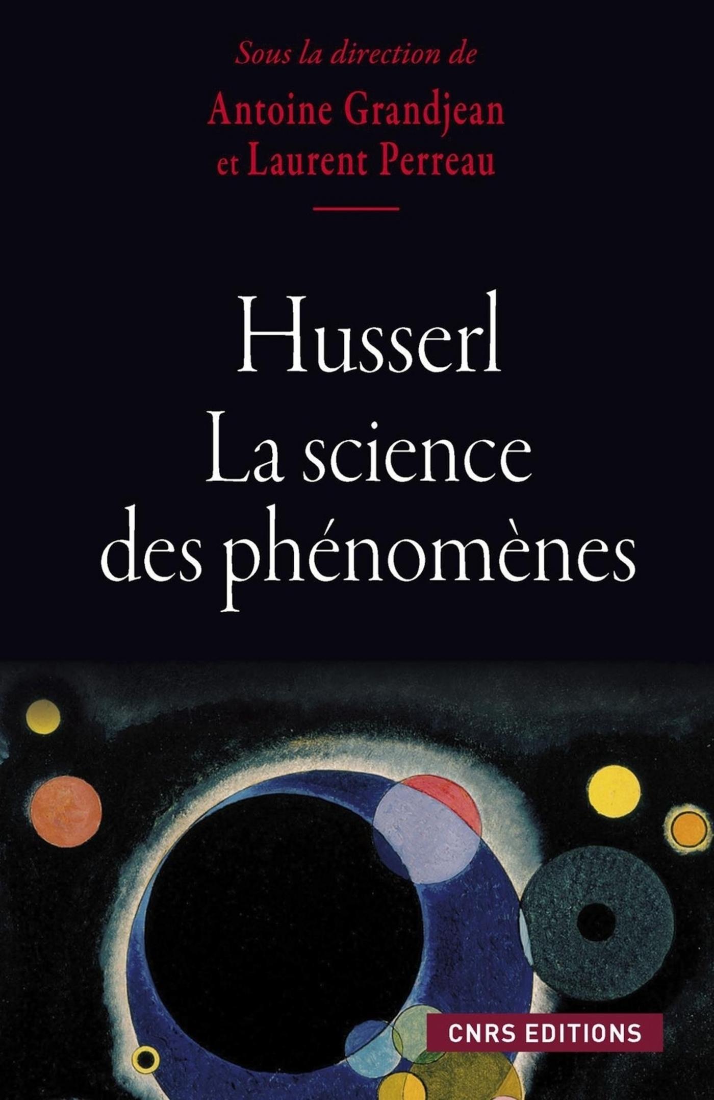 Husserl et la science des p...