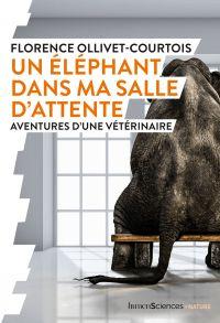 Image de couverture (Un éléphant dans ma salle d'attente)