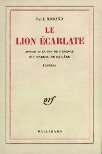 Le Lion écarlate / La Fin d...