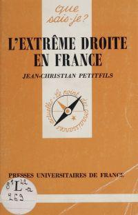 L'Extrême-droite en France
