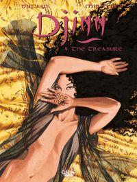 Djinn - Volume 4 - The Trea...