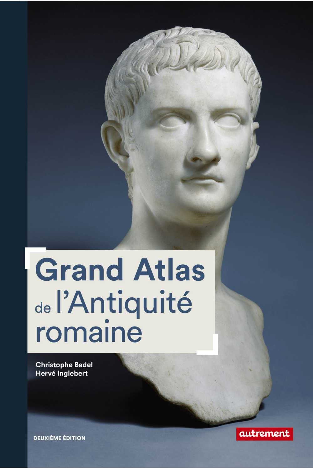 Grand Atlas de l'Antiquité ...