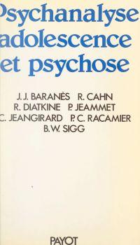 Psychanalyse, adolescence e...