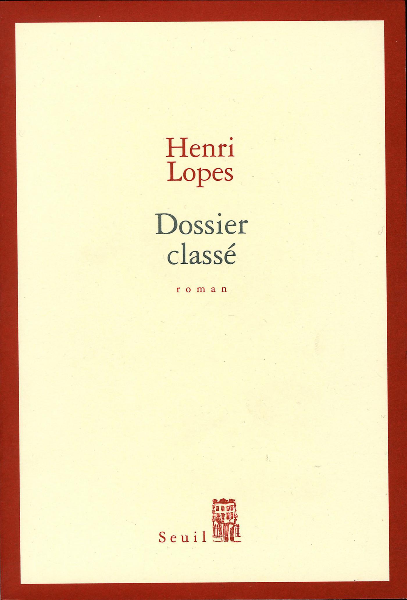 Dossier classé | Lopes, Henri