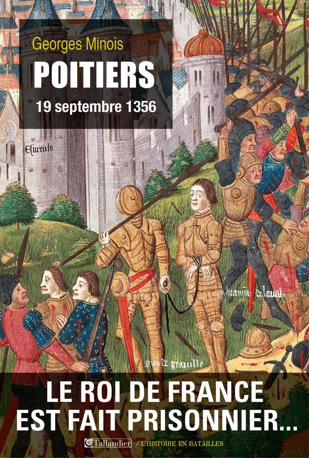 Poitiers | Minois, Georges (1946-....). Auteur