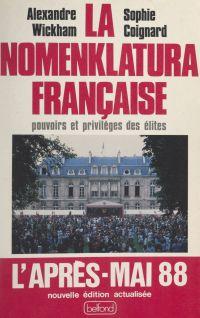 La nomenklatura française
