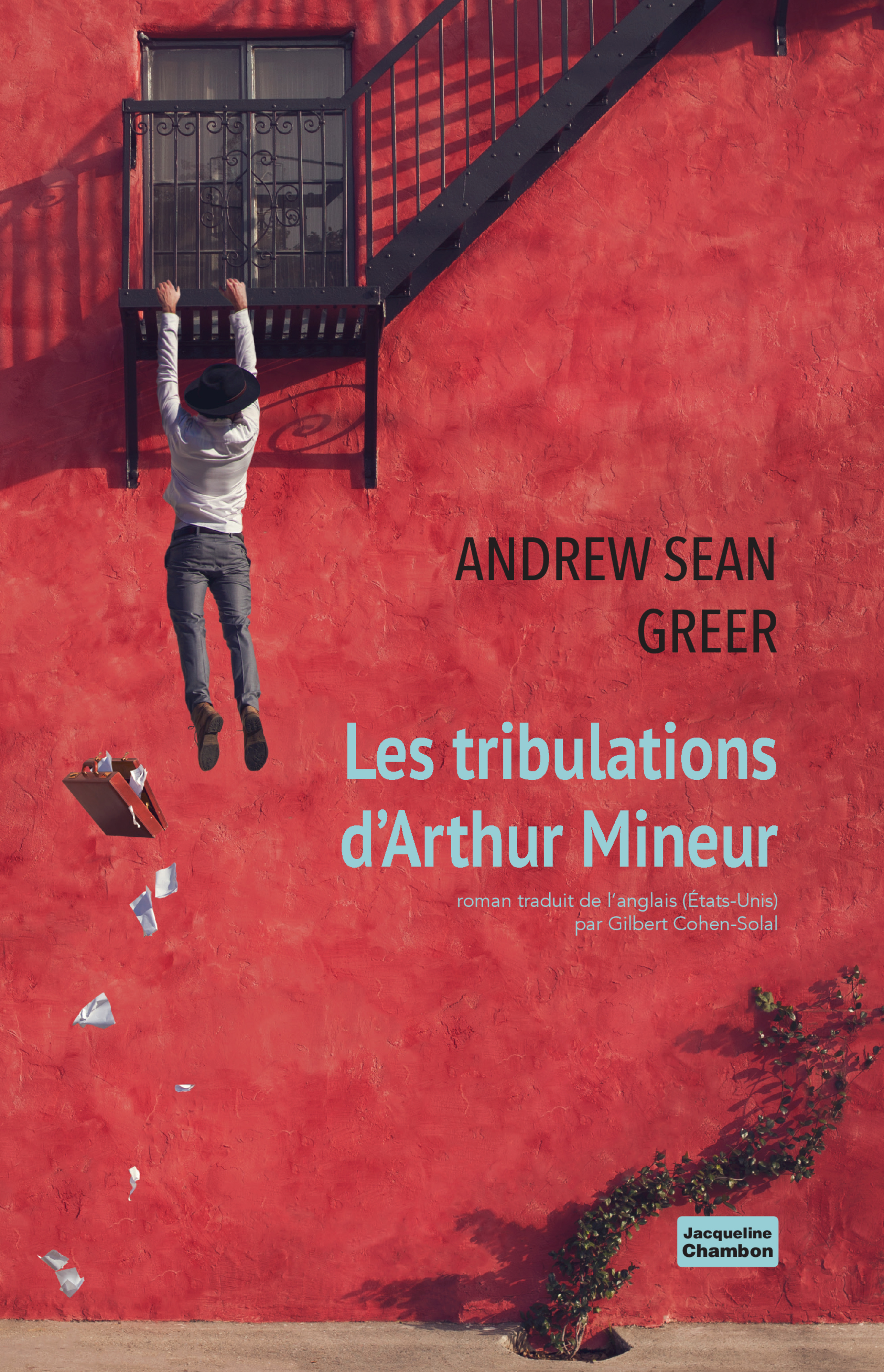 Les tribulations d'Arthur Mineur | Greer, Andrew sean