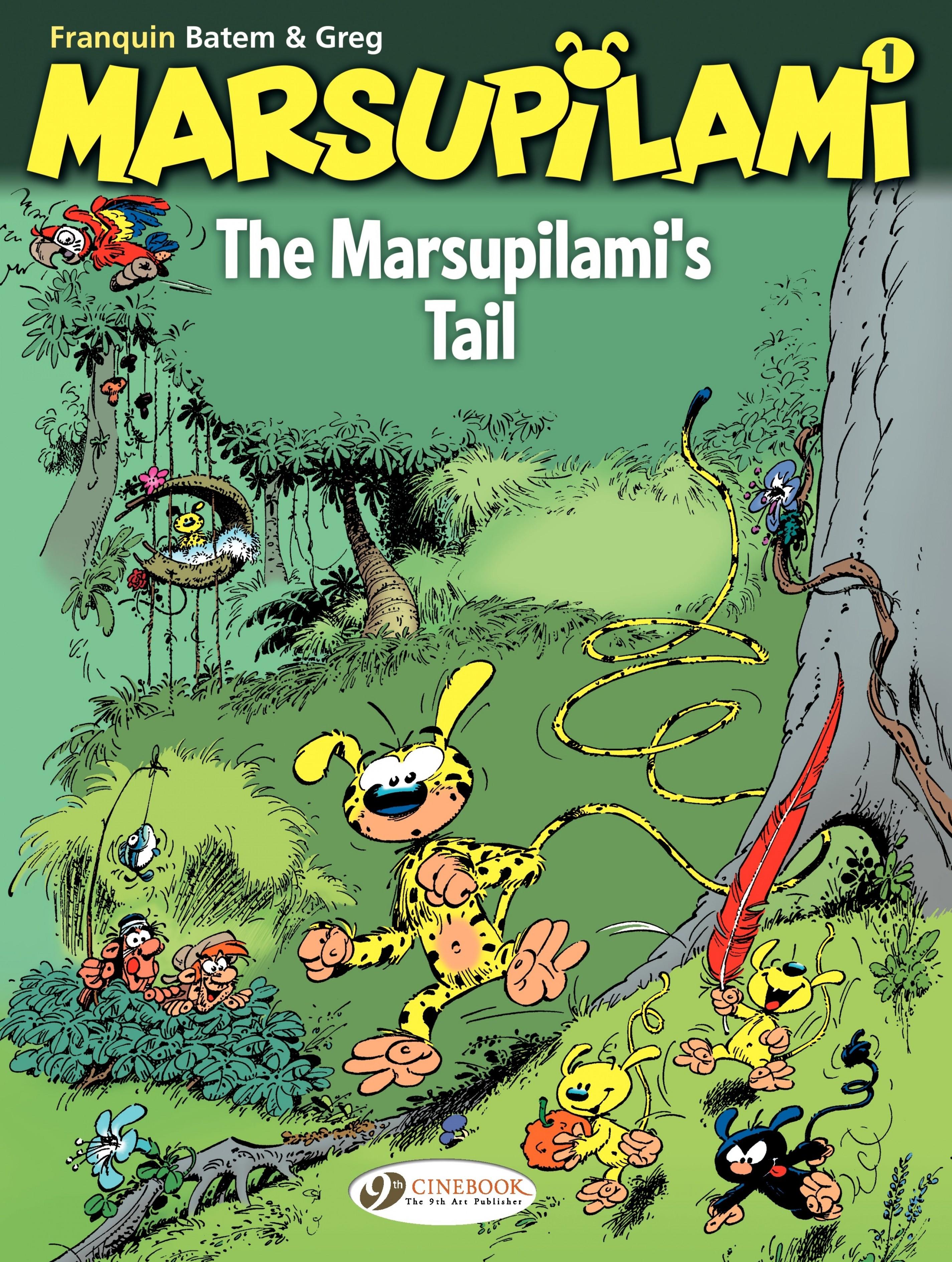 The Marsupilami - Volume 1 ...