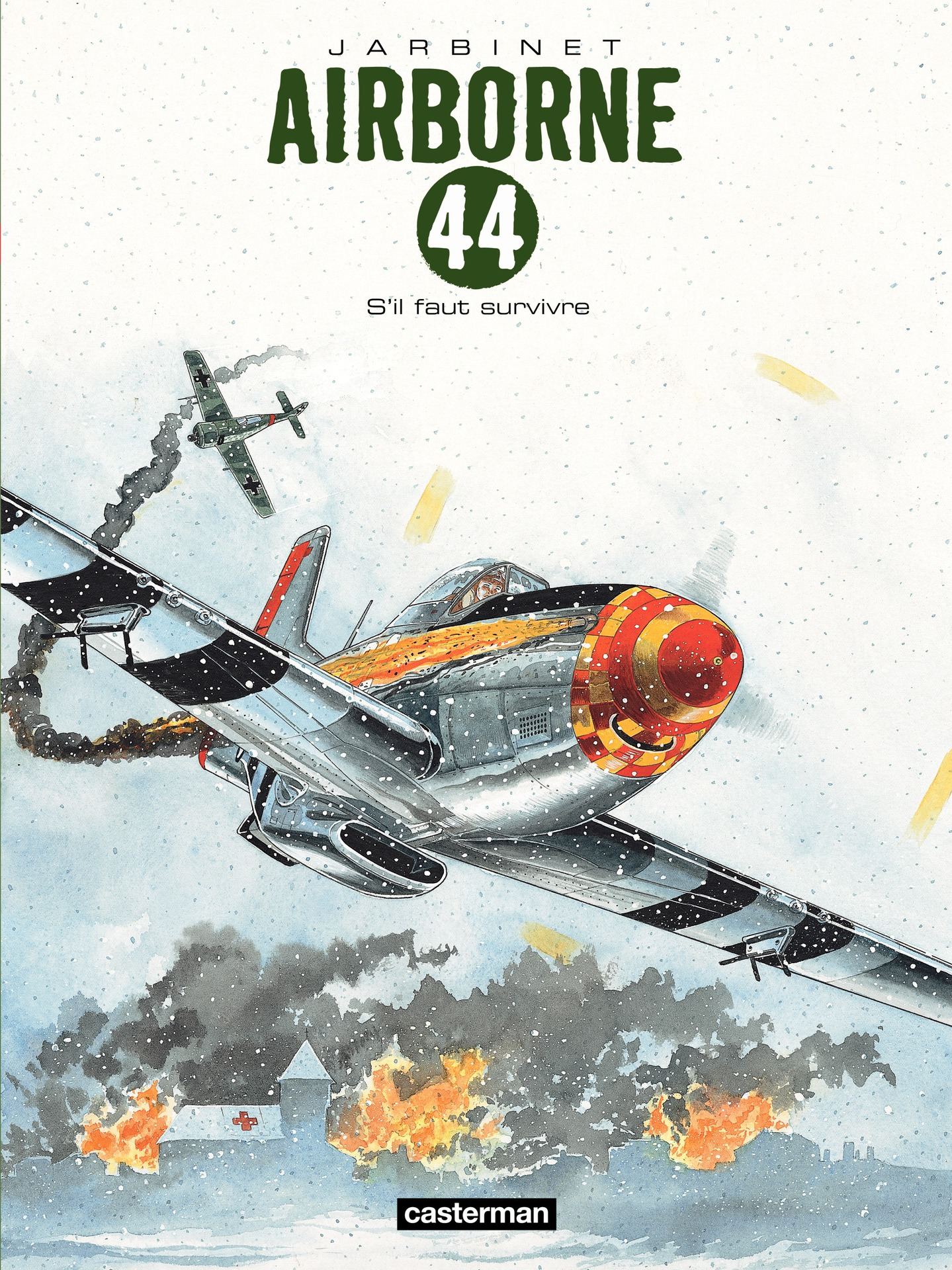 Airborne 44 (Tome 5) - S'il...