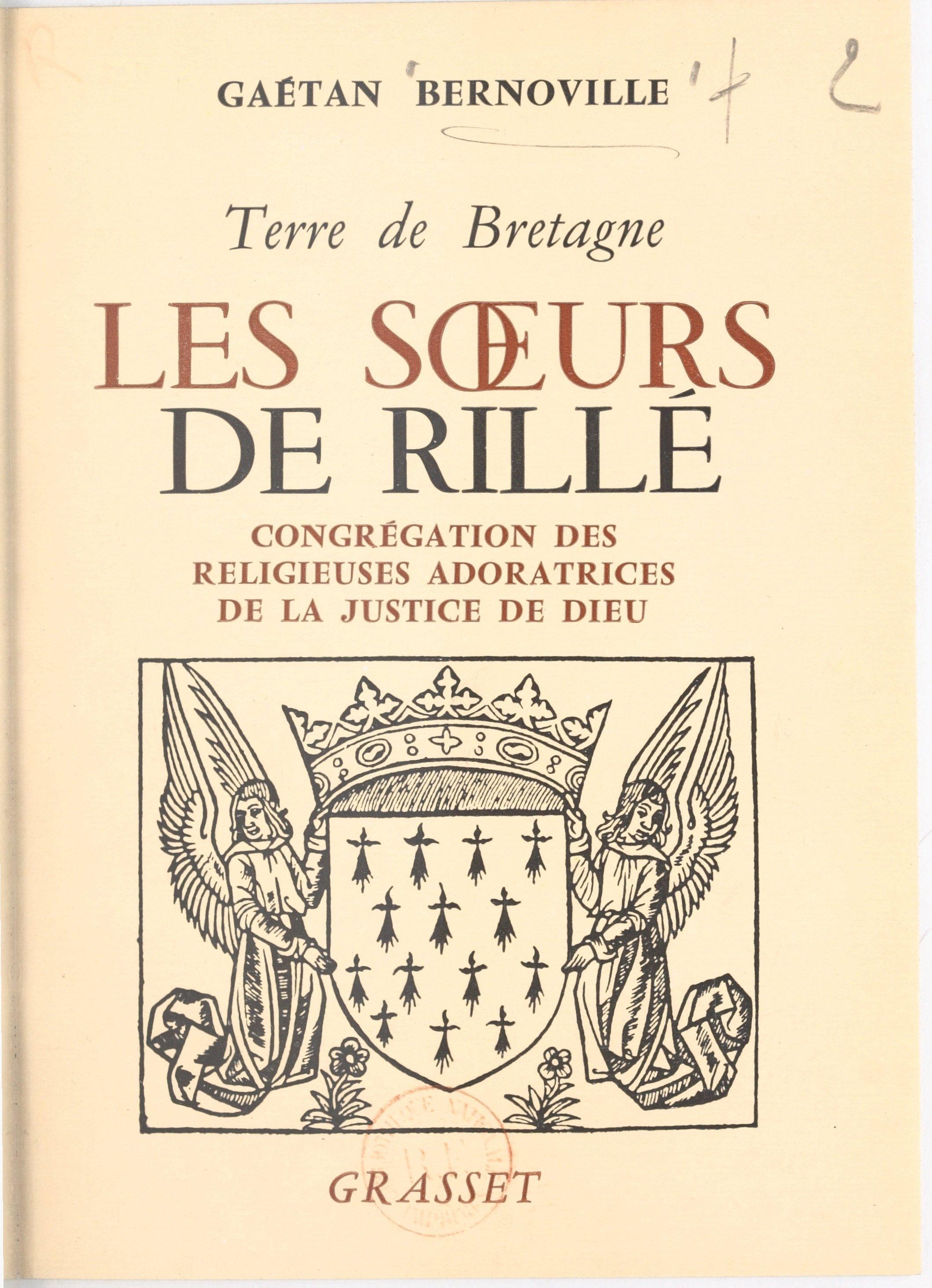 Terre de Bretagne, les Sœur...