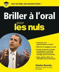 Cover image (Briller à l'oral pour les Nuls)