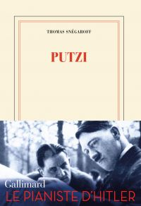 Putzi | Snégaroff, Thomas (1974-....). Auteur