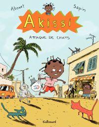Akissi (Tome 1) - Attaque d...