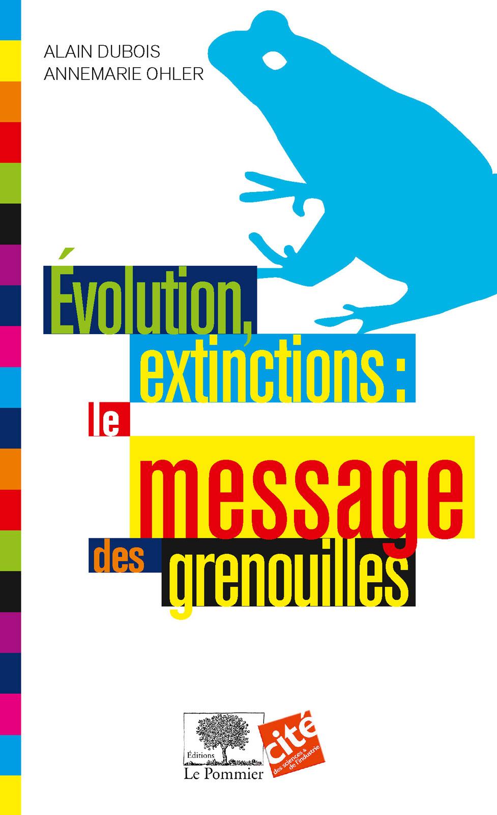 Évolution, extinction : le ...