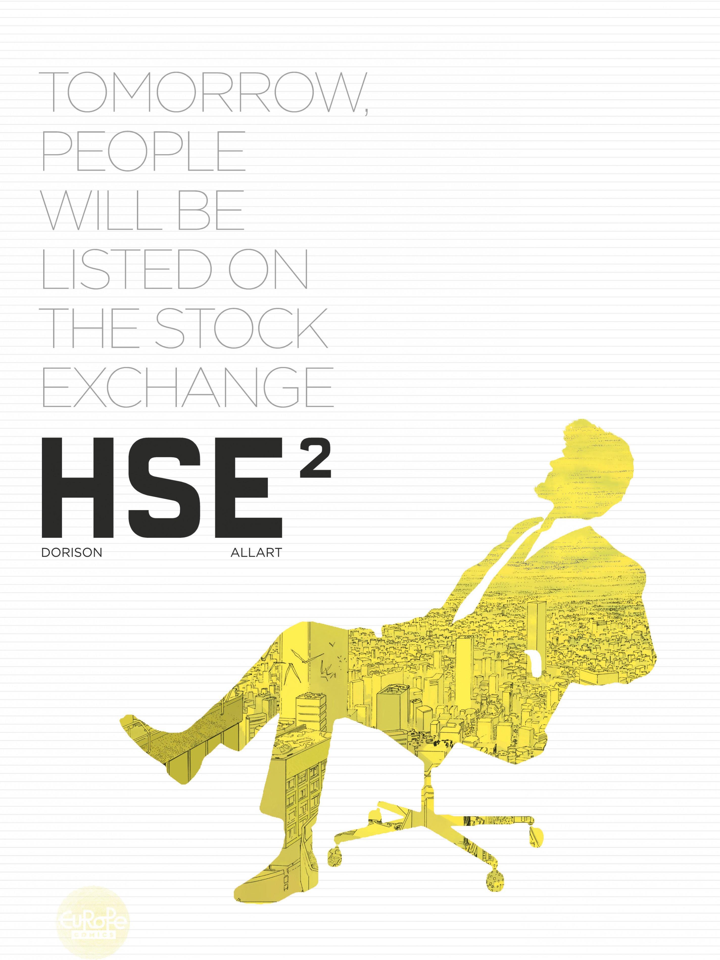 Human Stock Exchange - Volu...