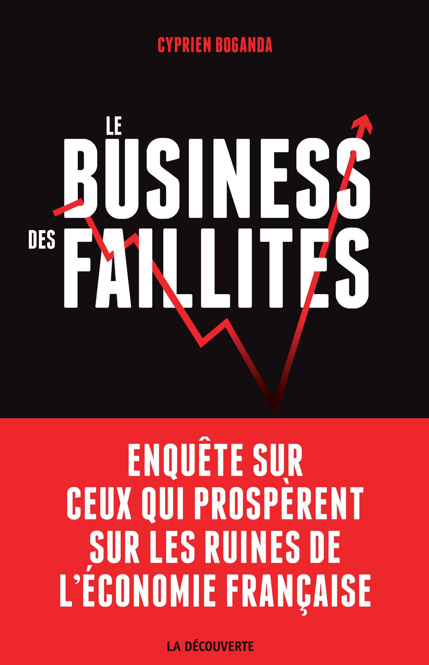 Le business des faillites   BOGANDA, Cyprien