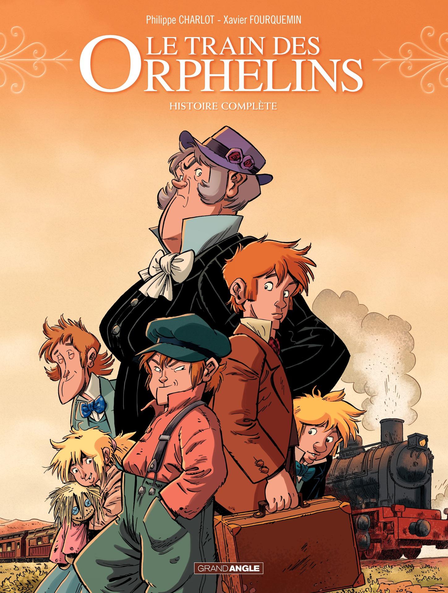 Le Train des orphelins - intégrale