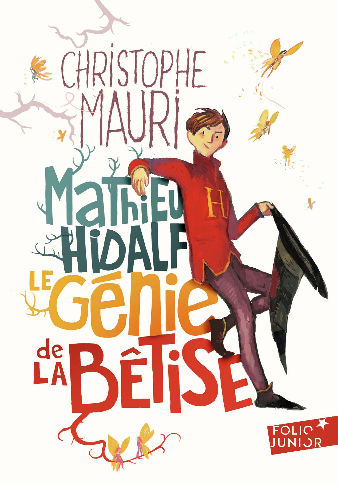 Mathieu Hidalf, le génie de...