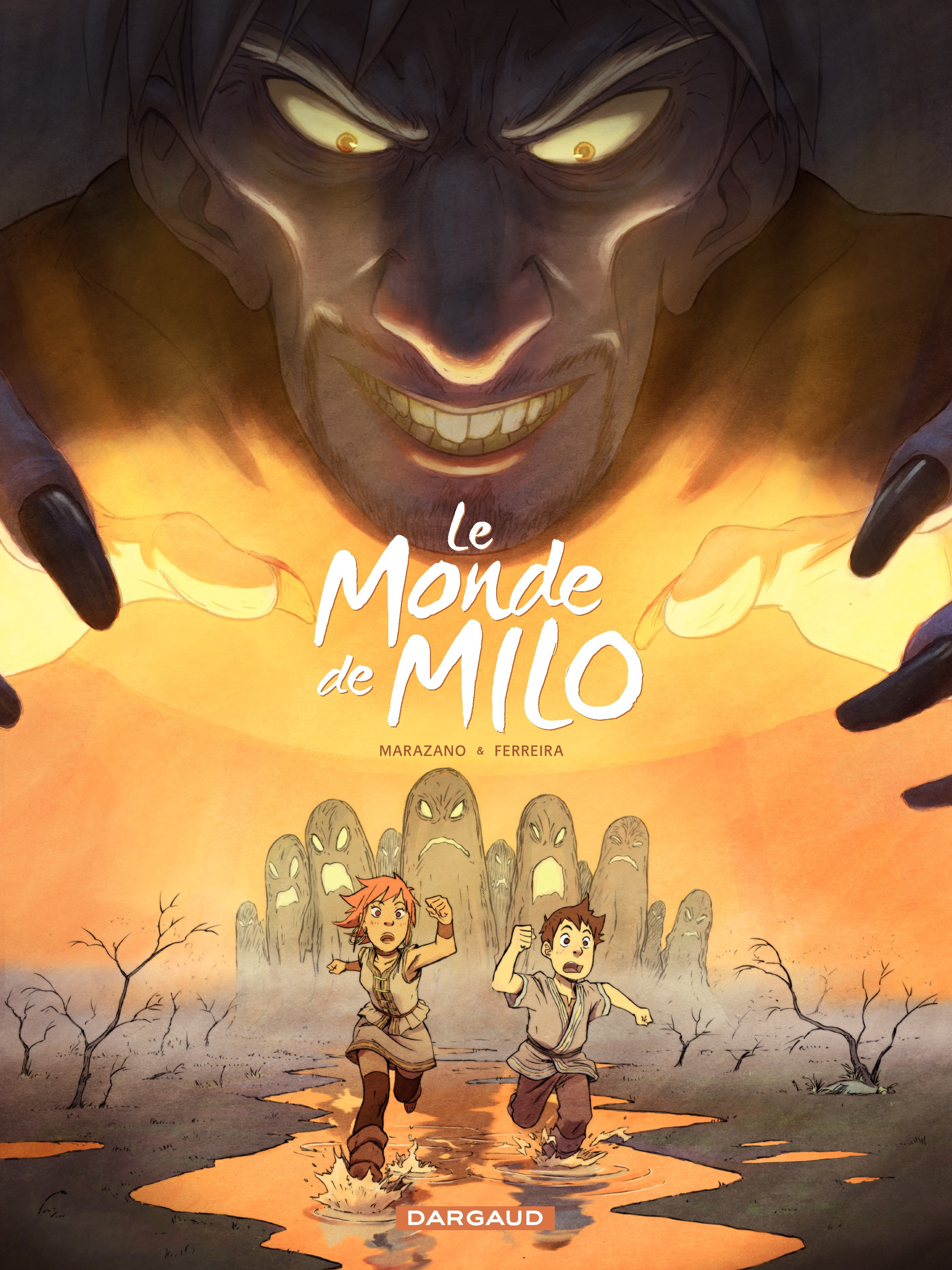 Le Monde de Milo – tome 2