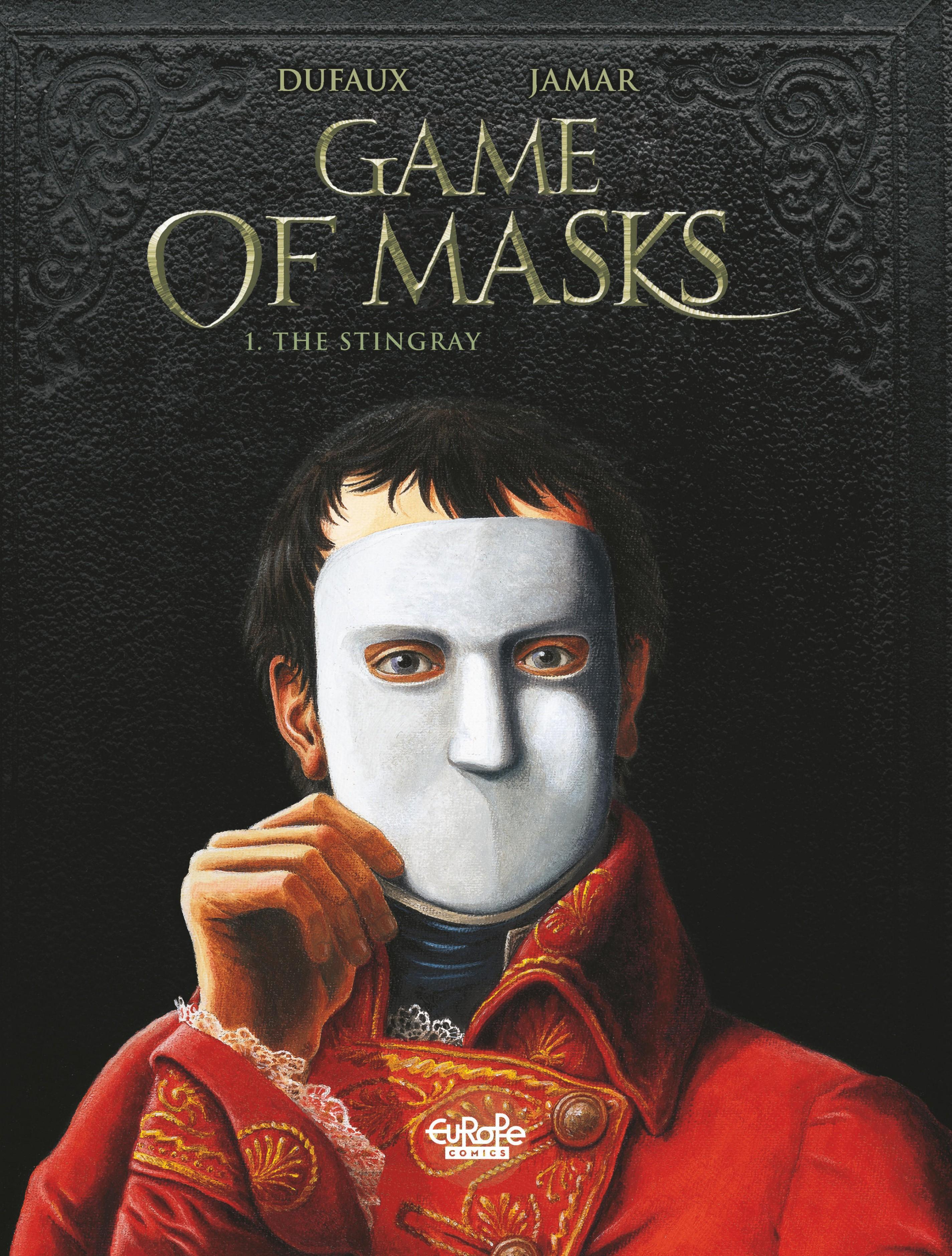 Game of Masks - Volume 1 - ...