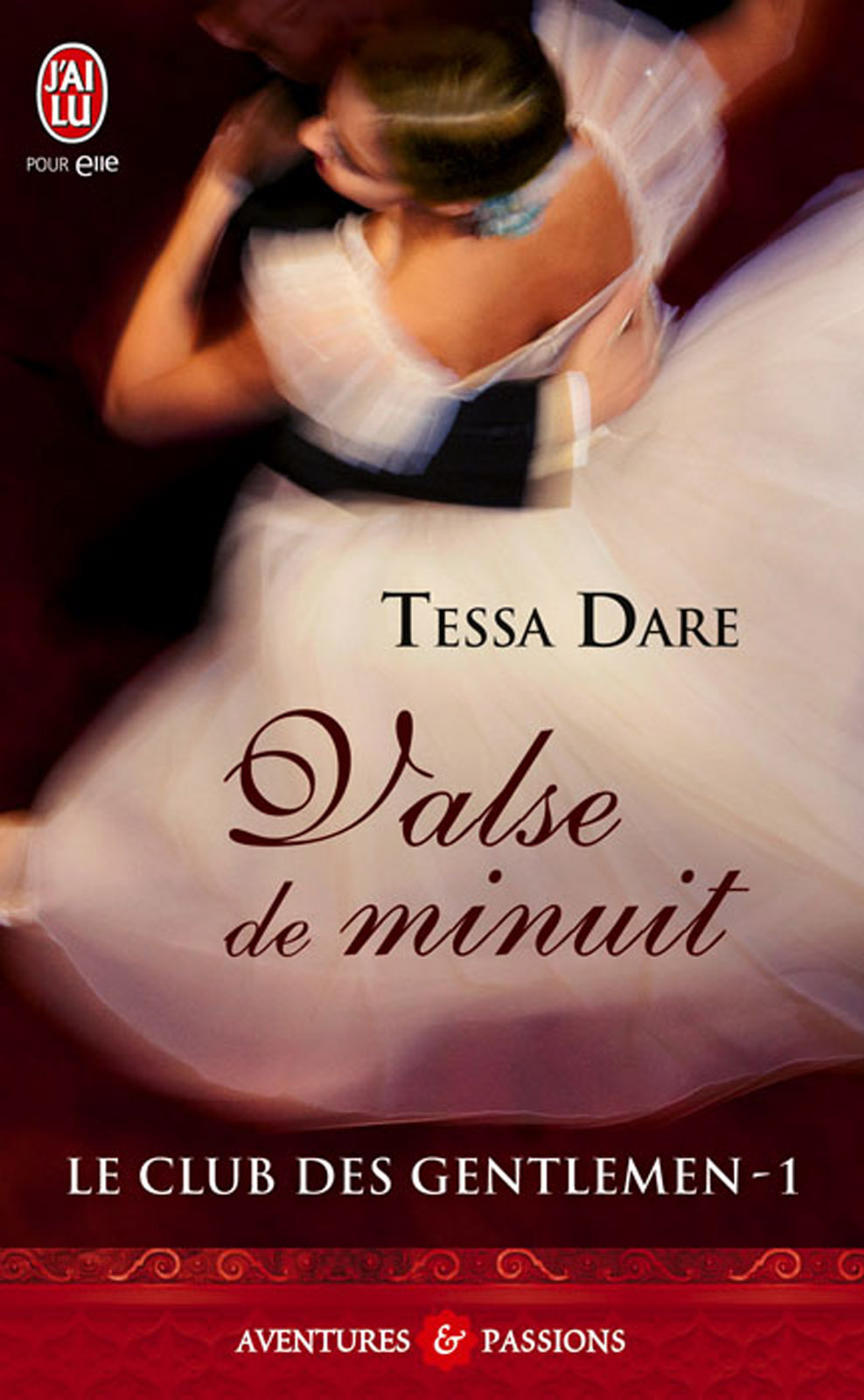 Le club des gentlemen (Tome 1) - Valse de minuit