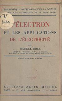 L'électron et les applicati...