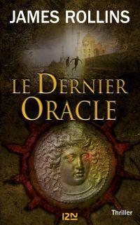 Image de couverture (Le dernier Oracle - Une aventure de la Sigma Force)