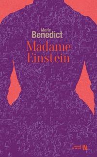 Madame Einstein | Benedict, Marie (1973-....). Auteur