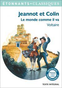 Jeannot et Colin - Le monde comme il va   Voltaire,