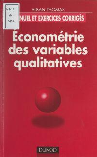 Économétrie des variables q...