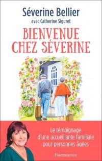 Image de couverture (Bienvenue chez Séverine)