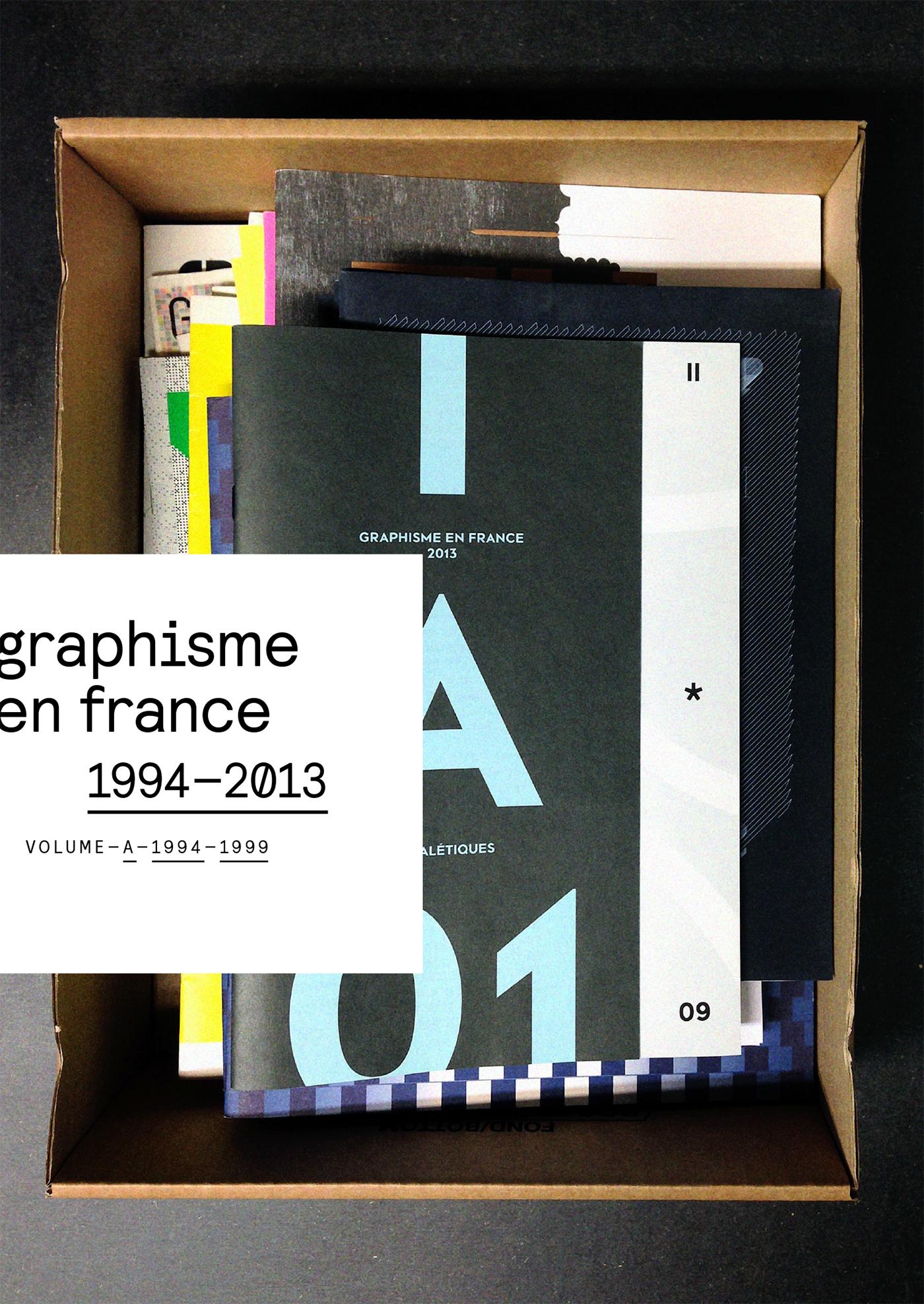 Graphisme en France 1994 - ...