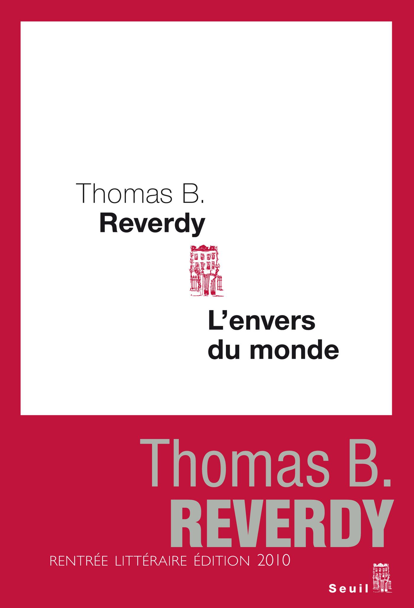 L'Envers du monde | Reverdy, Thomas B.