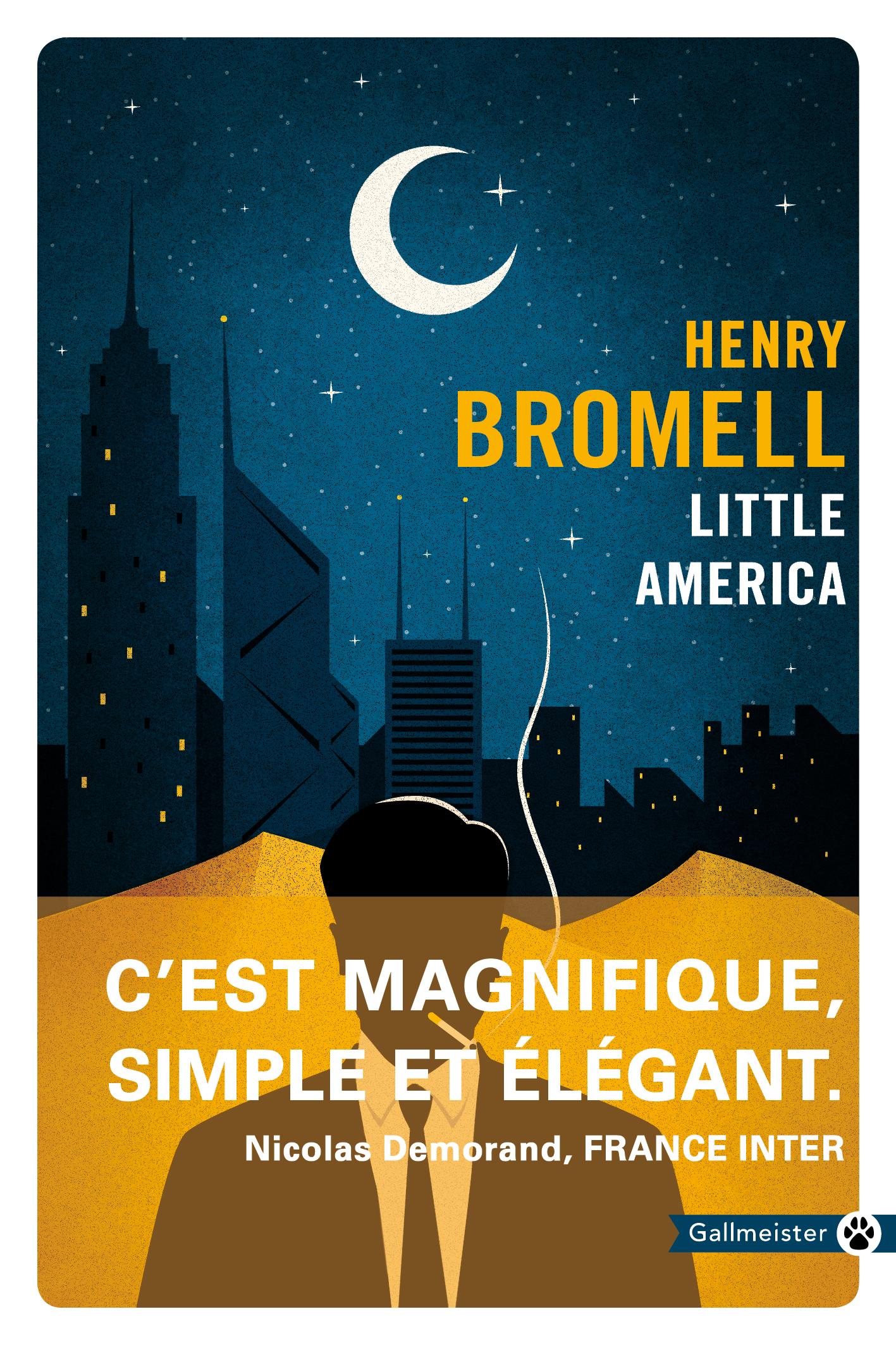 Little America | Bromell, Henry
