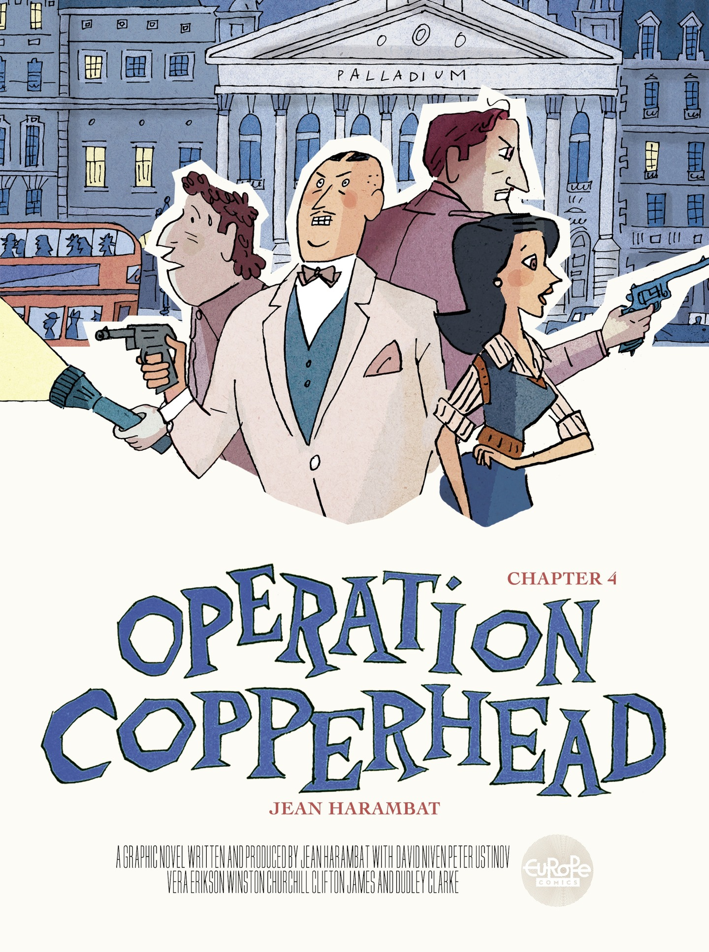 Operation Copperhead Operat...