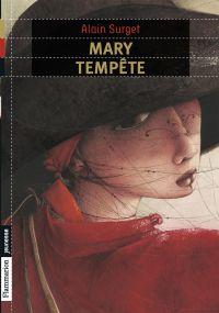 Image de couverture (Mary Tempête. Le destin d'une femme pirate)