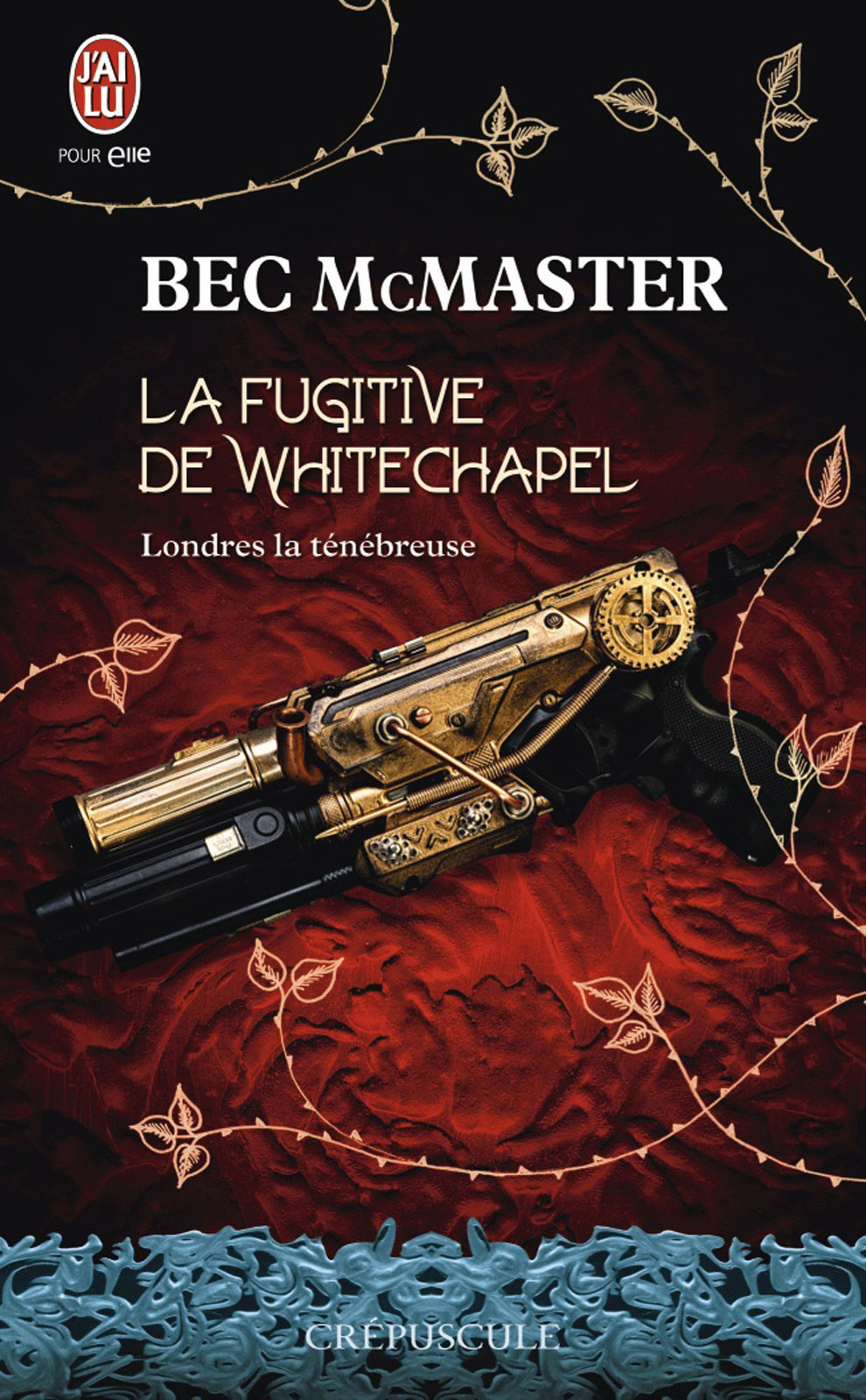 Londres la t?n?breuse (Tome 1) - La fugitive de Whitechapel