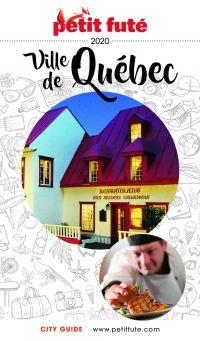 Image de couverture (QUÉBEC VILLE 2020 Petit Futé)