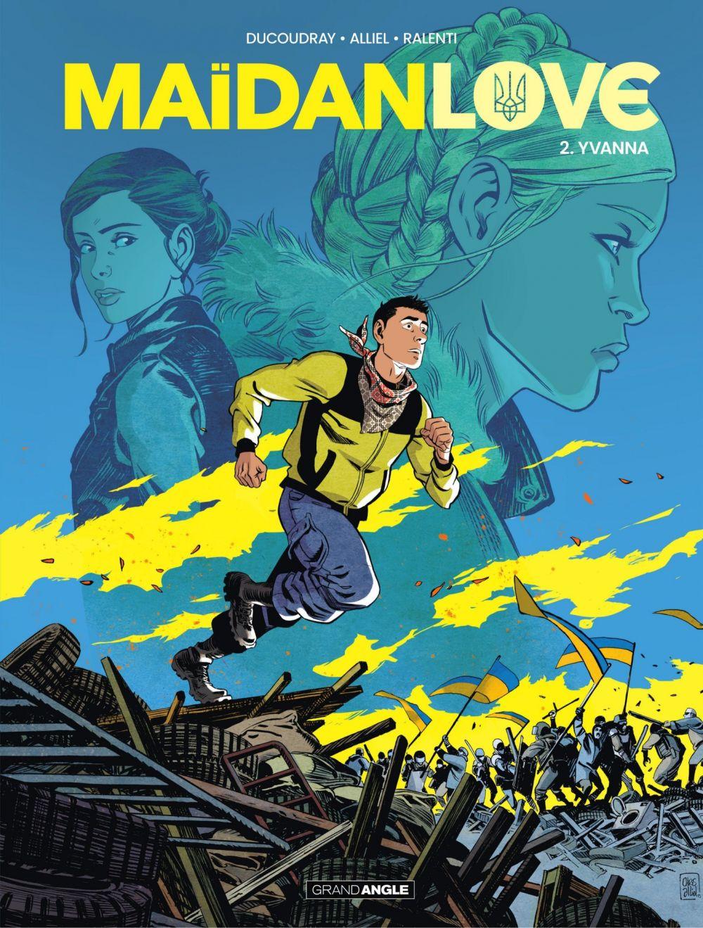 Maidan love - Tome 2 - Yvanna |