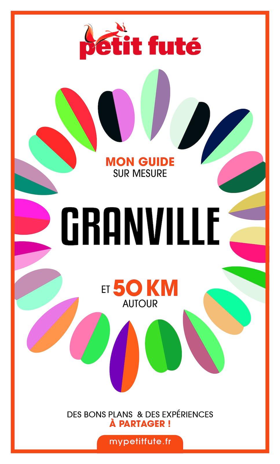 GRANVILLE ET 50 KM AUTOUR 2021 Carnet Petit Futé | Auzias, Dominique. Auteur
