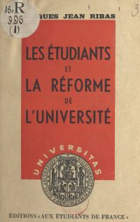 Les étudiants et la réforme...