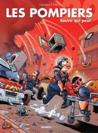Les Pompiers - Tome 20 - Sa...