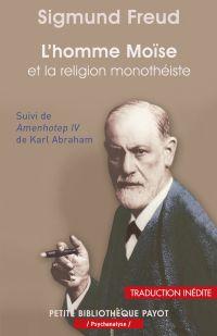 L'Homme Moïse et la religio...